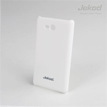 JEKOD Super Cool Pouzdro White pro Nokia Lumia 820