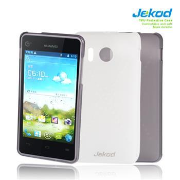 JEKOD TPU Ochranné Pouzdro Biele pro Huawei Y300