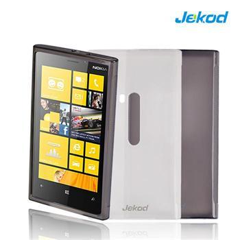 JEKOD TPU Ochranné Pouzdro Čierne pro Nokia Lumia 920