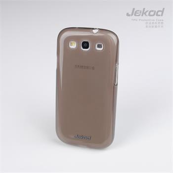 JEKOD TPU Ochranné Pouzdro Čierne pro Samsung (i9300/S3 i9301 Neo) Galaxy S3