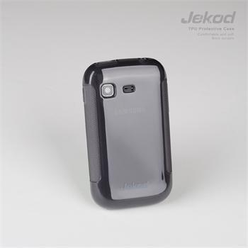 JEKOD TPU Ochranné Pouzdro Čierne pro Samsung S5302 Pocket Duos