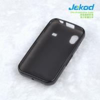 JEKOD TPU Ochranné Pouzdro Čierne pro Samsung S5830