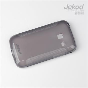 JEKOD TPU Ochranné Pouzdro Čierne pro Samsung S6102