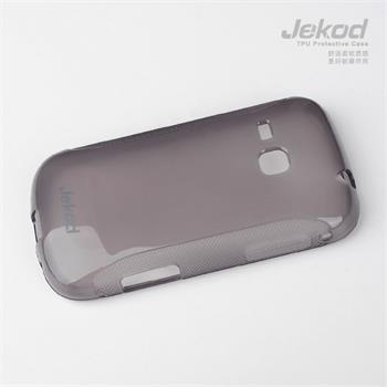 JEKOD TPU Ochranné Pouzdro Čierne pro Samsung S6500 mini2