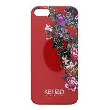KENZO Exotic Rouge Zadní Kryt pro iPhone 5/5S/SE (EU Blister)