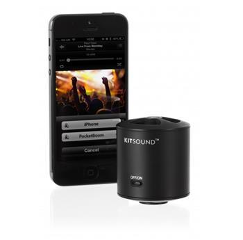 KitSound Boom Dobíjecí Bluetooth Reproduktor (EU Blister)