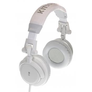 KitSound DJ Stereo Sluchátka White (EU Blister)