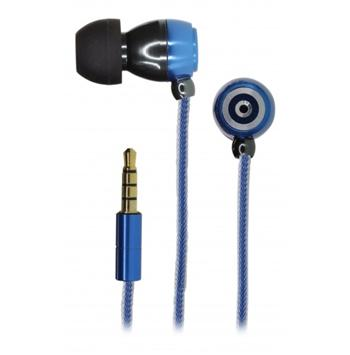 KitSound KS1 Stereo HF 3,5mm Blue (EU Blister)