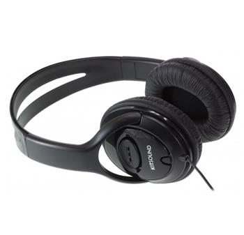 KitSound KS3 Stereo HF 3,5mm Black (EU Blister)