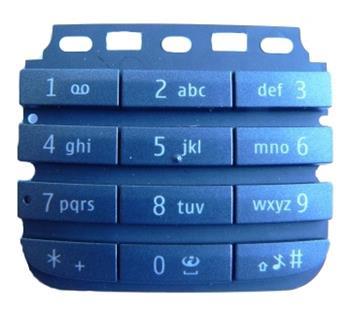 Klávesnice Nokia 300 Asha Graphite