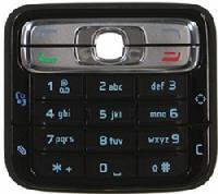 Klávesnice Nokia N73 Black