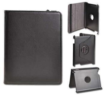 Knižkové puzdro pre tablet IPAD2/IPAD3, Čierne