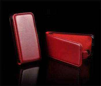 Knižkové puzdro Slim Nokia Lumia 610, Červené
