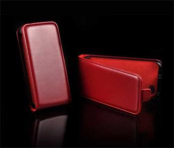 Knižkové puzdro Slim Sony Xperia U, ST25i, Červená