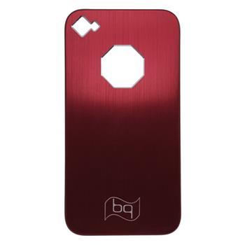 Kovové puzdro iPhone 4/4S červená