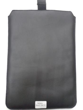 """Kožené púzdro Samsung Galaxy Tab P7500/P7510 10,1"""" čierne"""