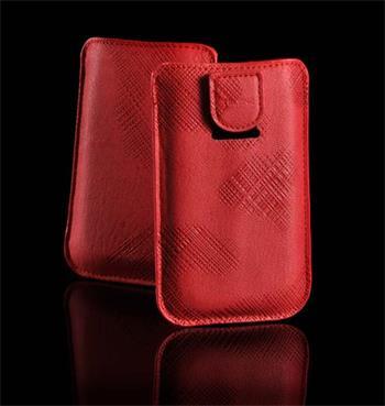 Kožené púzdro Zumi Červené pre HTC One X, LG LT26i, Sam. I8530, Sony Xperia S, Samsung Galaxy Nexus, Samsung Galaxy S3, HTC One X,