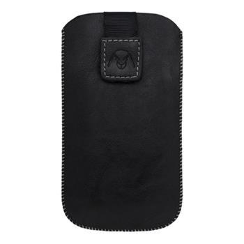 Koženkové puzdro Samsung i8160 Galaxy Ace II