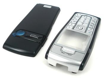 kryt Nokia 6230 black