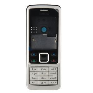 kryt Nokia 6300 silver
