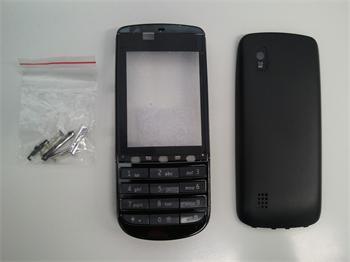 kryt Nokia Asha 300 Black