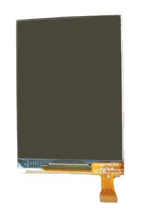 LCD display Samsung C3750