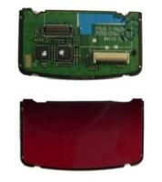 LG KF510 dotyková klávesnice Red