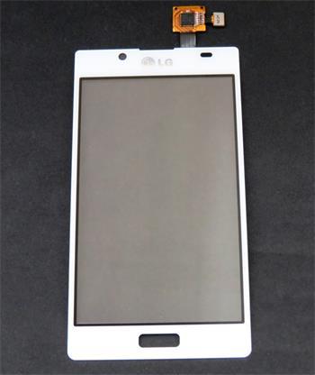 LG P700 L7 Dotyková Deska White