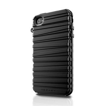 Musubo pouzdro Rubber pro Apple iPhone 4/4S Black (EU Blister)