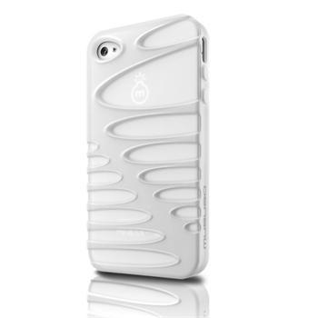 Musubo pouzdro Sexy pro Apple iPhone 4/4S White (EU Blister)