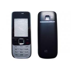 Náhradný kryt Nokia 2730 silver/black