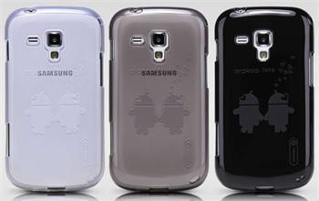Nillkin Rainbow Zadní Kryt Grey pro Samsung S7562 Galaxy S Duos