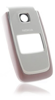 Nokia 6101 A cover Pink