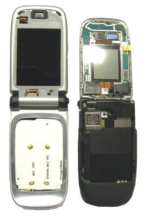 Nokia 6131 Black Komplet Telefon