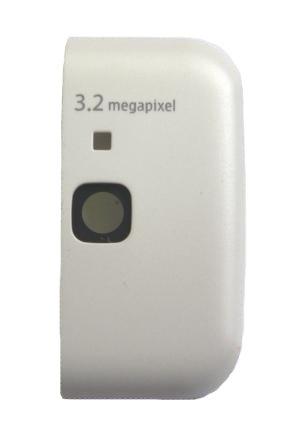 Nokia 6730c White Kryt Kamery