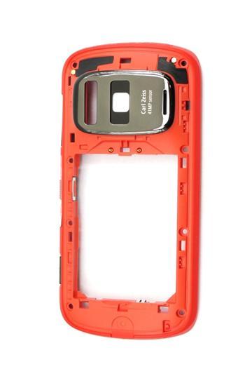 Nokia 808 PureView Red Střední Díl