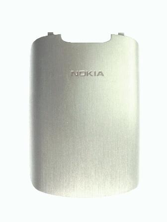 Nokia Asha 303 Silver Kryt Baterie