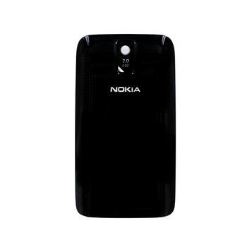 Nokia Asha 308 Black Kryt Baterie