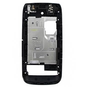 Nokia Asha 308 Black Střední Díl