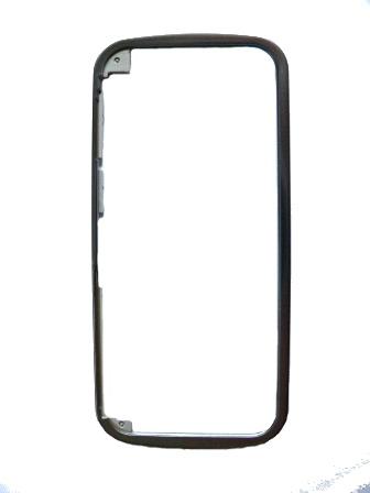 Nokia C6 White rámeček klávesnice