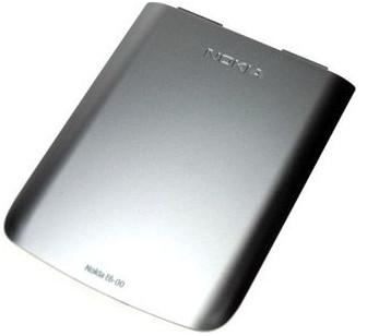 Nokia E6-00 Silver Kryt Baterie