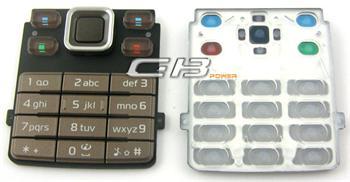 NOKIA FLEX 6300 klávesnica brown