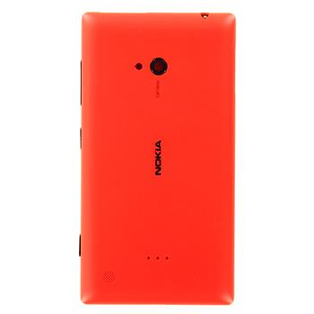 Nokia Lumia 720 Red Kryt Baterie