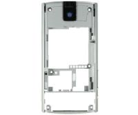 Nokia X3 střední díl Silver