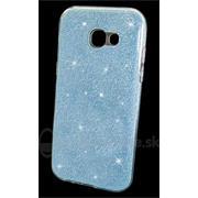 Puzdro 3in1 Shimmer TPU Samsung Galaxy A5 A520 2017 - modré 73a3376f6c1
