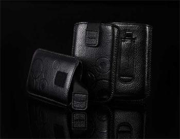 Púzdro DEKO 1 čierne, veľkosť 08 pre telefóny LG KU990/Sam B3410/S5570/S6500/S5380/SE Hazel/X8/LG L3