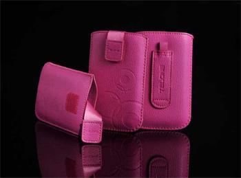 Púzdro DEKO 1 ružové, veľkosť 11 pre telefóny Apple iPhone 3G/4G/4S/ Nokia N8/800/200/302/ Samsung S5330/S5830