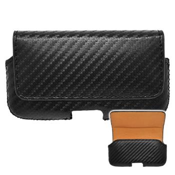 Puzdro koženkové Nokia C3/E5