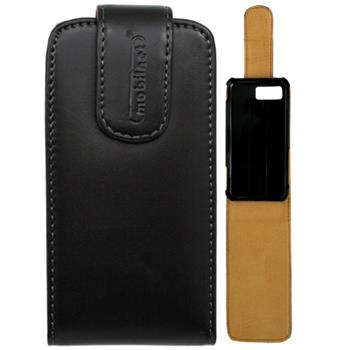 Puzdro koženkové Samsung Monte S5620