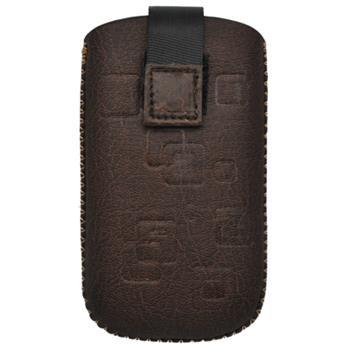 Puzdro koženkové Samsung S5230
